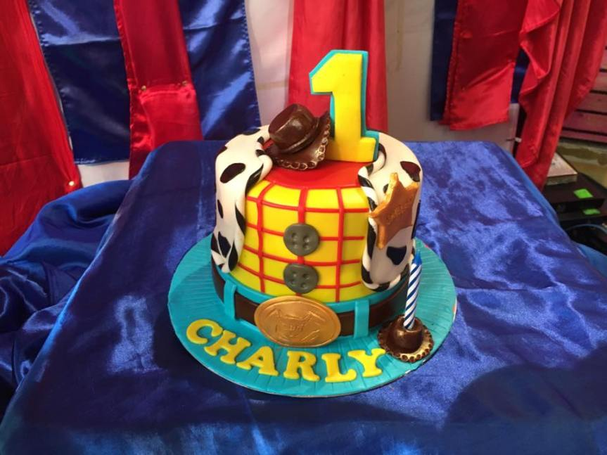 A Toy Story Themed Birthday Celebration at Pixie Forest, Festival Mall inAlabang