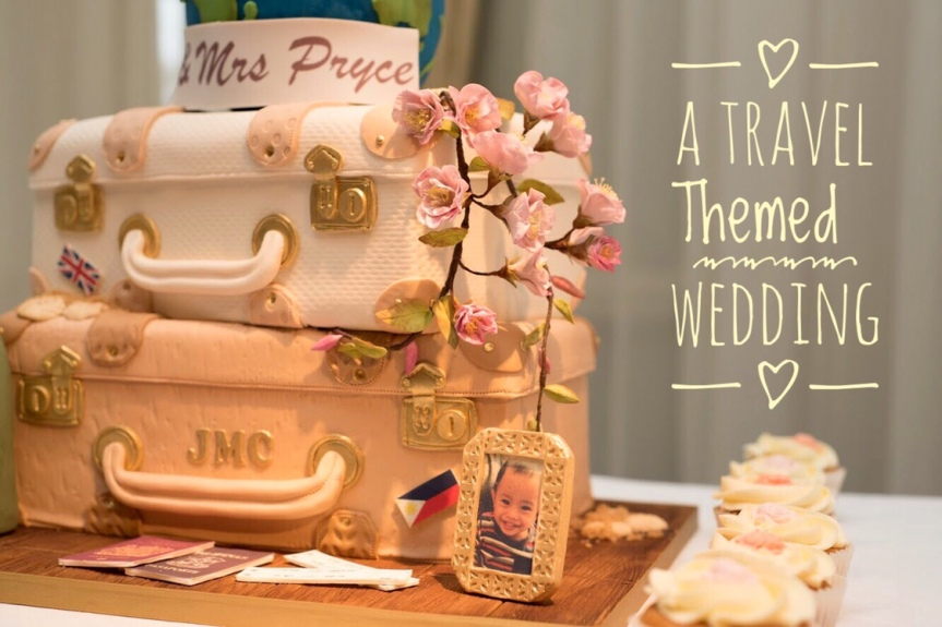 Memoirs of a Travel Themed Wedding