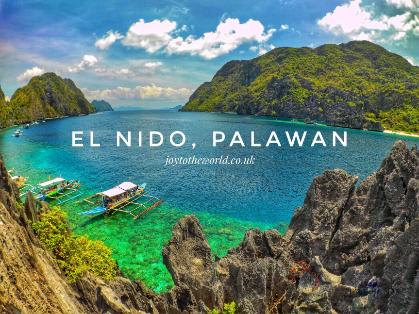 Travelling as a Couple: a 4D3N Itinerary in El Nido,Palawan