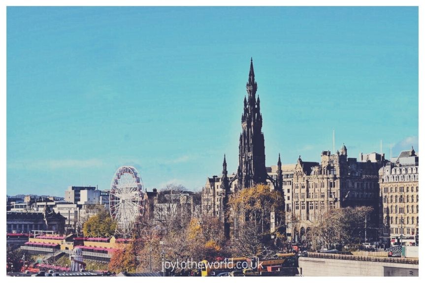 10 Tips to Enjoy 2 Days in Edinburgh with Your Parents